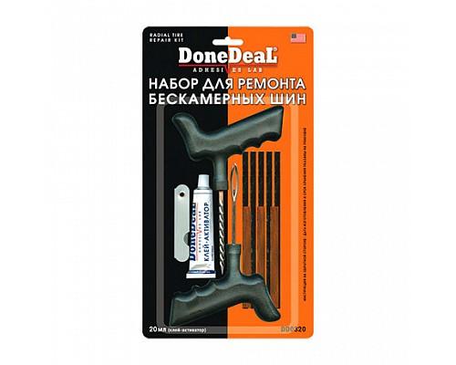 DD0320 Набор для ремонта бескамерных шин RADIAL 1шт/10шт